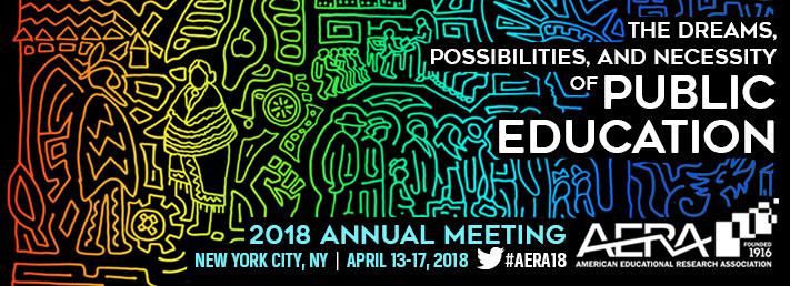 AERA 2018: EdD Student OpportunityGuide