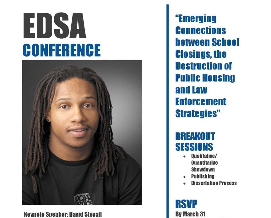 Annual EDSA Conference: April 28th,2018